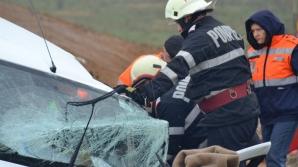 Accident grav în Timiş