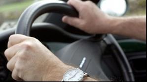 Şoferului german i-a fost reţinut permisul pentru 90 de zile
