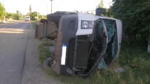 Accident grav la Sibiu