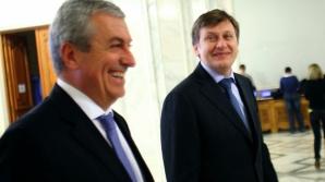 Antonescu: Dacă Tăriceanu face cerere de reprimire în PNL, eu mă voi pronunţa în favoare