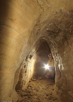Tunelul misterios, de 12000 de ani vechime, care leagă Scoția de Turcia