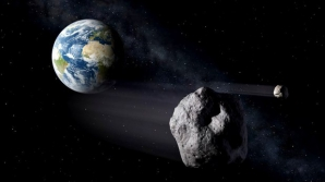 Un asteroid de mărimea unei planete pitice va trece pe lângă Pământ