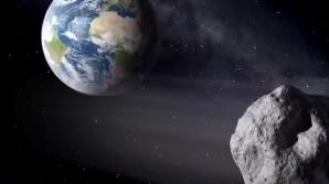 Un asteroid uriaș a trecut pe lângă Terra