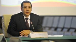 Ponta: Chiţoiu şi Gerea încă sunt miniştri; Băsescu poate să facă 70 de plângeri penale