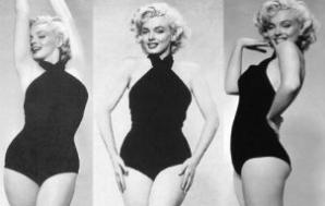 Evoluţia corpului feminin în 100 de ani