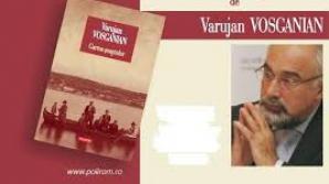 """Romanul """"Cartea şoaptelor"""", de Varujan Vosganian, declarat bestsellerul anului în Armenia"""