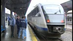 Călătorii cu trenul, la preţ redus