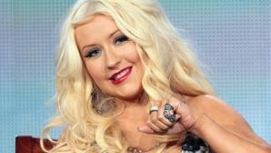 Christina Aguilera este însărcinată pentru a doua oară