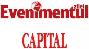 Fiscul a sechestrat bunurile şi a pus poprire pe conturile Editurii Evenimentul şi Capital