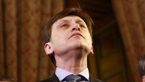 ANTONESCU: Propunerile pe care le voi face la Delegaţie vor pune capăt IPOCRIZIEI premierului