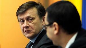 CRIN ANTONESCU: Dacă propunerile PNL nu sunt acceptate, miniştrii liberali vor demisiona