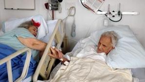 Au fost căsătoriți timp de 60 de ani și au murit la câteva ore unul de celălalt