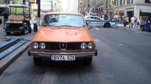 Dacia, vedetă în America