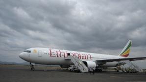 Un avion etiopian ar fi fost deturnat către Geneva