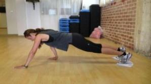 Exerciţiile fizice care te slăbesc rapid