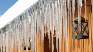 CEA MAI FRIGUROASĂ NOAPTE a iernii: Minus 26 de grade Celsius, la Miercurea Ciuc