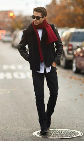 TOP 5 cei mai bine îmbrăcaţi bărbaţi. Bloggerul Adam Gallagher, pe primul loc