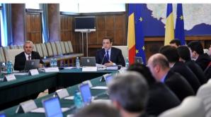 La ultima şedinţă de Guvern, miniştrii PNL nu au fost prezenţi