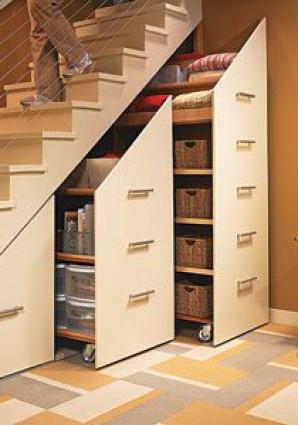 Idei sisteme de depozitare pentru spaţii mici