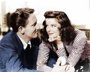 Katharine Hepburn şi Spencer Tracy, idilă secretă timp de 26 de ani