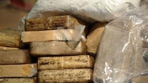 Un turc a fost prins cu zece kilograme de heroină la Vama Giurgiu