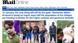 """Daily Mail a publicat articole """"neadevărate"""" despre imigranţii români - membru al Guvernului"""