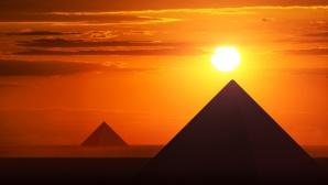 Cercetătorii au aflat cum transportau egiptenii blocurile de piatră grele de câteva tone