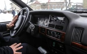 Maşina lui Sergiu Nicolaescu a fost donată Primăriei Singureni