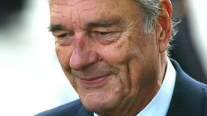 Fostul preşedinte francez Jacques Chirac, SPITALIZAT