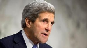 Poziţia lui John Kerry despre conflictul din Ucraina