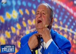 ROMANII AU TALENT. Mihai Petre: Eu nu mai apreciez o lingură în cap