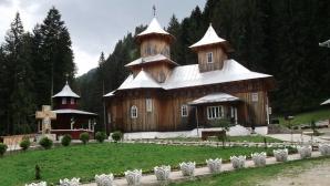 IULIA IONESCU a stat o noapte în Mănăstirea Sihăstria Rarăului