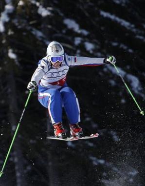 SOCI 2014. Sportiva Maria Komissarova s-a rănit la coloana vertebrală, la un antrenament
