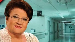 Marioara Murărescu a încheiat ULTIMA AFACERE pe patul de spital