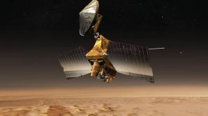 Imagine incredibilă surprinsă de NASA pe Marte
