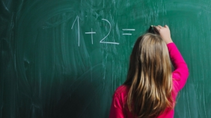 Elevii au susţinut proba de matematică