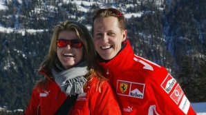 Michael Schumacher și soția sa Corinna