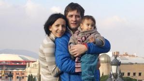 Un actor român A INVENTAT numele fiicei sale