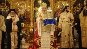 Moaștele Sfântului Gheorghe, donate de arhiepiscopul emerit de Milano, expuse la Constanța