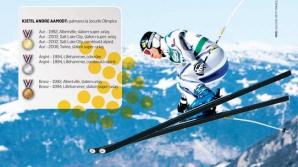 Cei cinci magnifici care au schimbat istoria schiului la Jocurile Olimpice