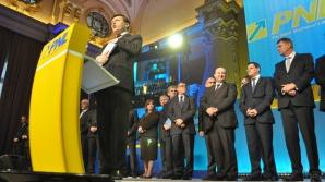 Există pericolul RUPERII PNL. 15 organizaţii judeţene sunt de partea lui Chiţoiu,Tăriceanu şi Ruşanu