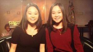 Cele două femei au descoperit că sunt într-adevăr surori gemene