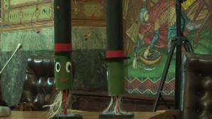 Municipalitatea a ales ca mascotă de promovare un praz
