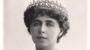 Regina Maria, într-o ipostază inedită