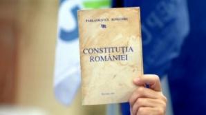 Tişe: PDL cere PSD şi PNL retragerea proiectului de revizuire a Constituţiei din Parlament