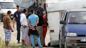 Români de etnie din Franţa au fost atacaţi cu acid, scrie Le Monde