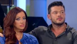 Bianca Drăgușanu și Victor Slav