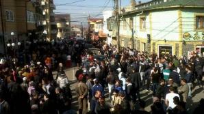 Mii de oameni la înmormântarea interlopului Săceanu