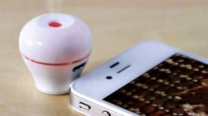 Dispozitivul care le permite smartphone-urile să genereze mirosuri