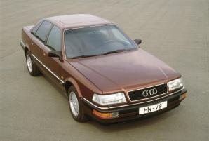 <p>Audi V8 Quattro</p>